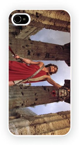 Clash of the Titans - Perseus, iPhone 4 4S, Etui de téléphone mobile - encre brillant impression