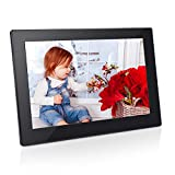 Best Digital Photo Frames - Digital Photo Frame 8 Inch 16:9 IPS Display Review