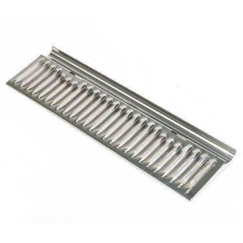 10'' Aluminum Ultra-Fin Plates w/ 1/2'' Turn Keys (Box of 100)