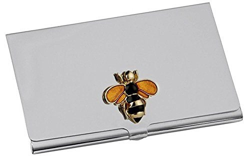 Orton West Orton Case West Card Unisex Bee Bumble Silver aqUTwCa