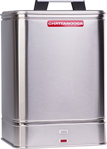 Chattanooga Hydrocollator E-2 Stationary Heating Unit with 6 Original Moist Heat Therapy HotPacs by Chattanooga