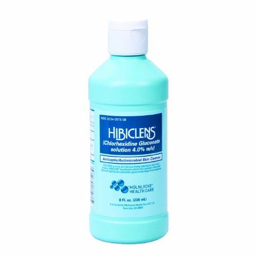 HIBICLENS LIQ 8 OZ (Hibiclens Skin Cleanser)