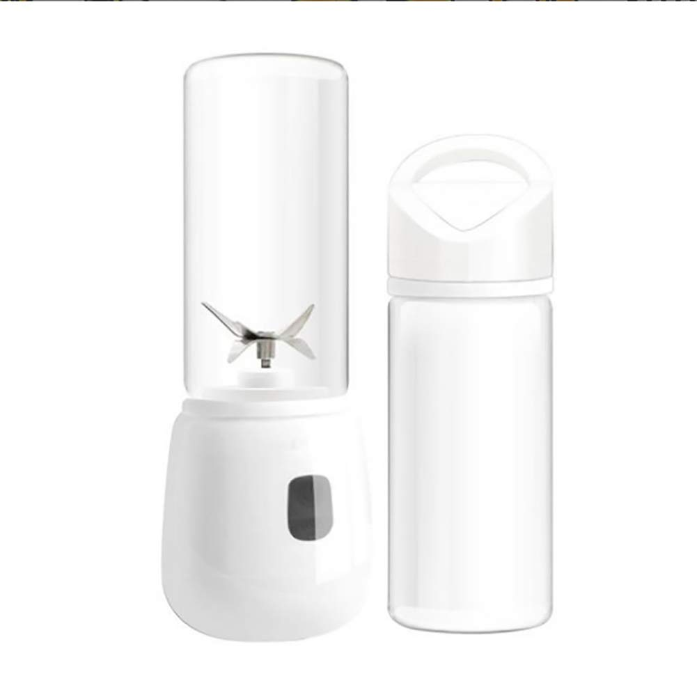 Portable Juicer Cup USB Battery Operated Blender - Fruit Mixing Machine