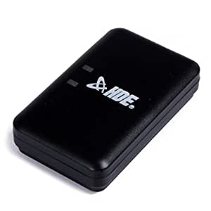 HDE Wireless Bluetooth Receiver with A2DP Technology for iPhone, iPod, iPad, & other Bluetooth Devices