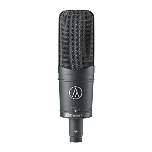 Audio-Technica AT4050ST Stereo Condenser Microphone Stereo Condenser Vocal Microphone