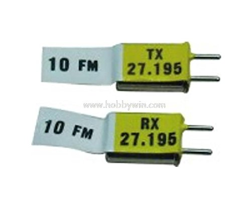 Wincom Dishman Accessories Hbx Part E121 Crystals Fm 27Mhz (Tx & Rx) for Haiboxing Radio System Wholesale Price Wdn