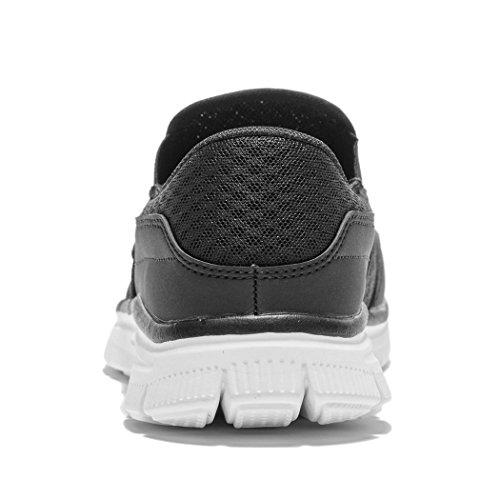 Image of NewDenBer Sport Men's Casual Lightweight Slip-On Sneaker