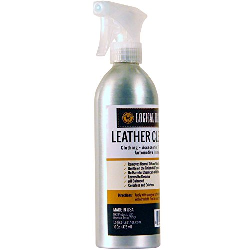 leather cleaner spray for handbags purses shoes sofa furniture boots auto upholstery ph. Black Bedroom Furniture Sets. Home Design Ideas