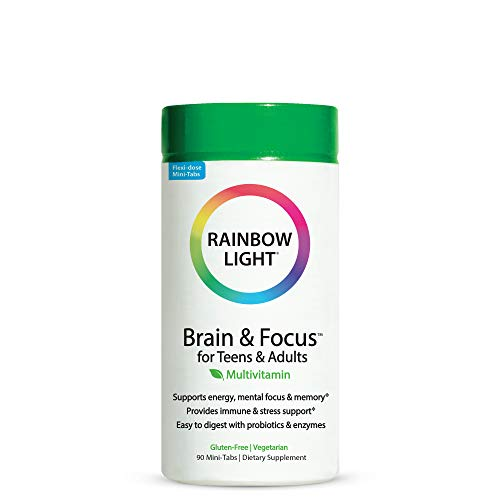 Rainbow Light Brain Focus