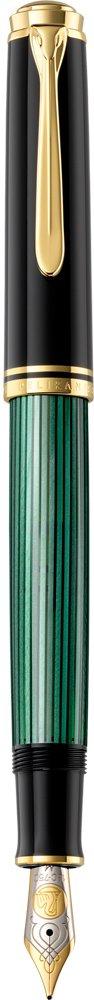 Pelikan Premium M800 Fountain Pen EF-Black/Green