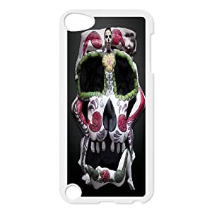 Incredible body painting art PC Hard Plastic phone Case Cover FOR Ipod Touch 5 ZDI025042