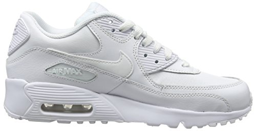 Weiß White Traillaufschuhe NIKE Leather Herren 100 Max Air 90 Gs White 8nwwSO7fq
