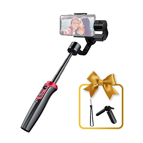 Wewow A-Lite Extendable Handheld Gimbal Stabilizer for Smartphone