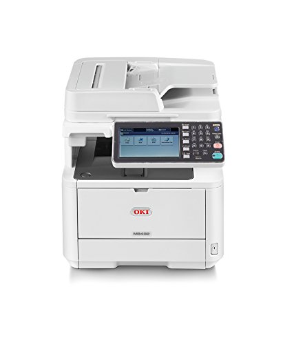 Oki 945835 - Impresora multifunción LED monocromo, A4