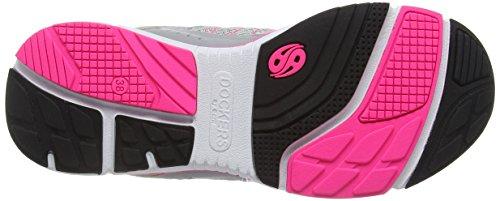 a Alto 700 Collo Gerli Sneaker Donna Grau Pink Dockers 37ie201 Grigio by qAgnX1