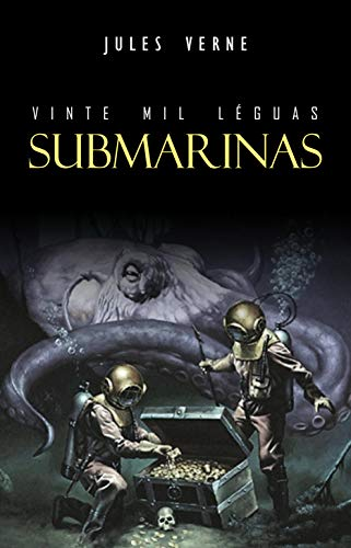 Vinte Mil Léguas Submarinas por [Verne, Jules]