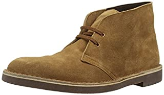 Clarks Men's Bushacre2 Smu Chukka Boot, Tobacco Suede, 10 M US (B06WVG2X9Y) | Amazon price tracker / tracking, Amazon price history charts, Amazon price watches, Amazon price drop alerts