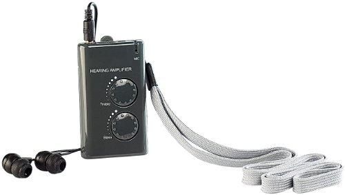 newgen medicals Hörverstärker mit Richtmikrofon