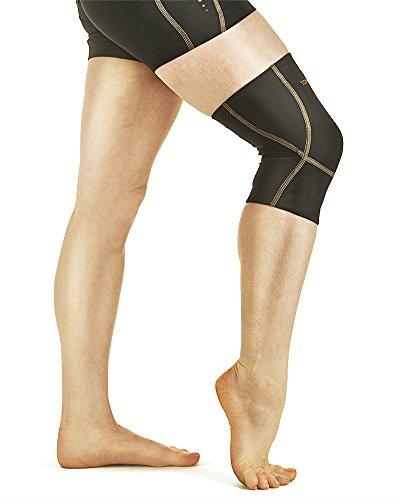 Tommie Copper Women's Performance Triumph Knee Sleeve, Black