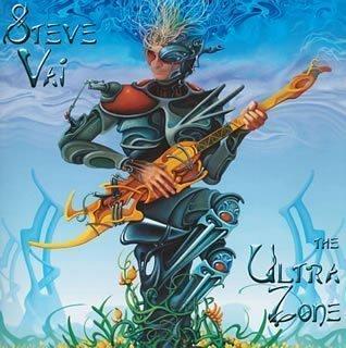 Ultra Zone by Vai, Steve (2007-12-15)