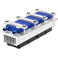 Kaxofang 288W Thermoelectric Peltier Refrigeration Cooler DC12V Semiconductor Air Conditioner Cooling System DIY Kit
