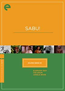 Sabu! - Eclipse Series 30 (Criterion)