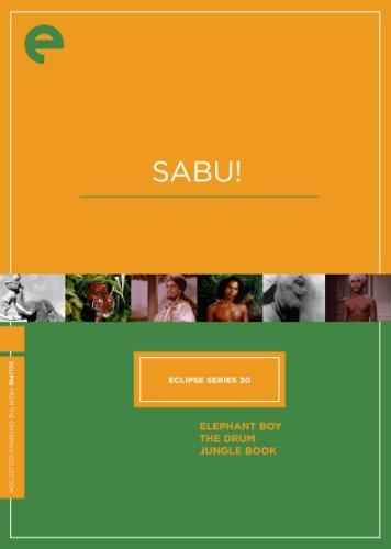 abu! (Elephant Boy, The Drum, Jungle Book) (Criterion Collection) (Jungle Book Collection)