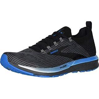 Brooks Ricochet 2 Black/Grey/Blue 15 D (M) Running Shoes For Men