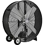 42 Portable Blower Fan, Belt Drive