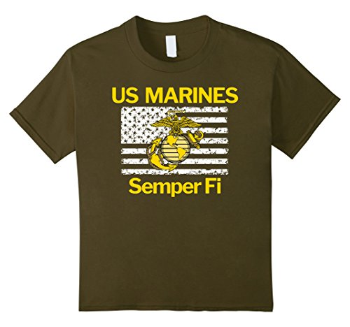 unisex-child-us-marines-eagle-globe-semper-fi-us-flag-patriotic-t-shirt-12-olive