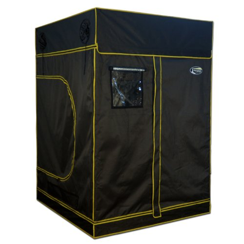 Lighthouse Hydro Hydroponics Grow Tent, 60 by 60 by 84-Inch