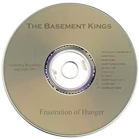 can t die the basement kings from the album the frustration of