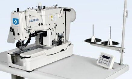 YJ781D máquina de coser con agujero para botón de cabeza plana ...