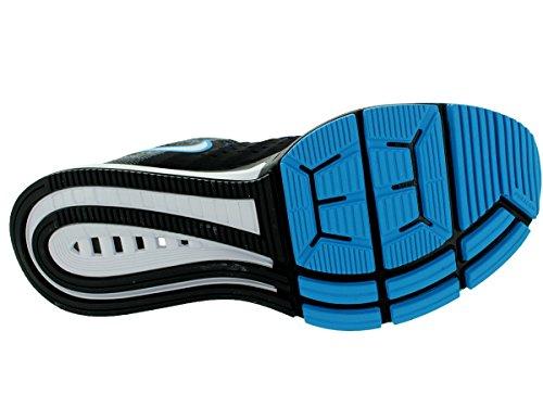 Nike Air Zoom Vomero 10, Pattini Correnti Degli Uomini Nero / Blu / Grigio (freddo Grigio / Bianco-nero-bl Lgn)