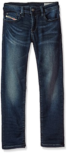 Diesel Big Boys' Denim Jean (More Colors Styles Available), 2652-Denim, - Jeans Kids Diesel