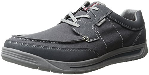Rockport Men's Randle Moc Toe Oxford, Castle Rock Grey, 8.5 M US ()