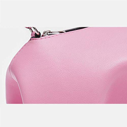 per moda in Borse libero pelle elegante spalla rosa frizione multifunzione tasca donna vera elefante tempo donna EI2HWD9