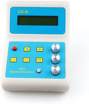 UDB1108 With Shell 8MHz DDS Function Signal Generator Source 60MHz Frequency Counter DDS Module