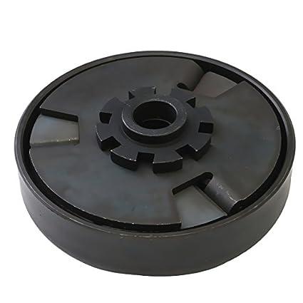 Alamor Piñón de embrague del motor 11T 5/8 pulgadas Bore negro para buggy Gokart GX160 GX200: Amazon.es: Hogar