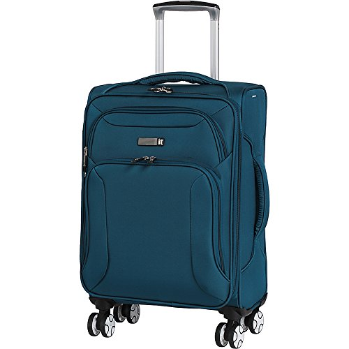 """it luggage Megalite Fascia 21.5"""" Expandable Carry-On Spinner Luggage"""