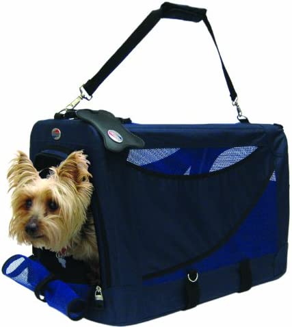 American Tourister Stow N Go Crate for Pets, Small