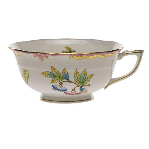 Queen Herend (Herend China Queen Victoria Pink Tea Cup)