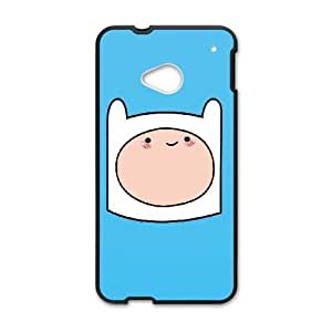 Finn The Human HTC One M7 Cell Phone Case Black LCZ