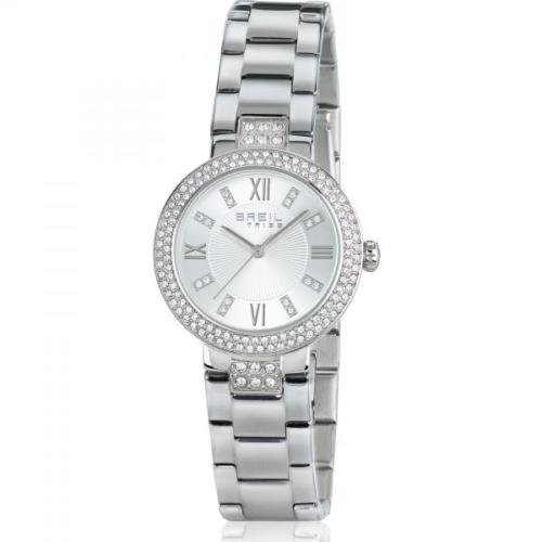 BREIL Watch Tribe Dance Floor Female Only Time with Crystals - EW0254