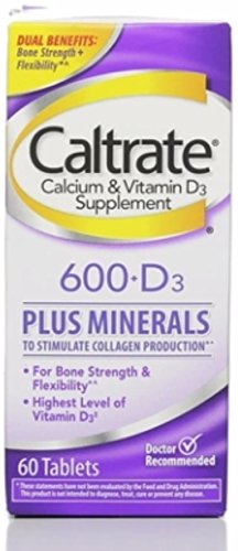 600 d plus minerals tablets