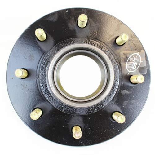 6.5 Bolt Circle Idler Hub for 7,000 lb Axle Southwest Wheel 8-Hole