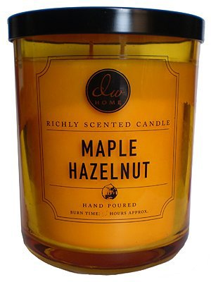 DW Home Maple Hazelnut Scented Candle 9.69 Oz In Heavy