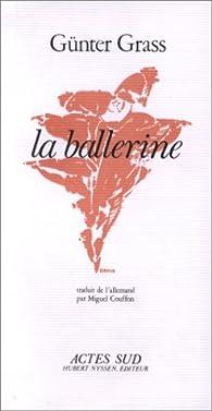 La ballerine par Günter Grass