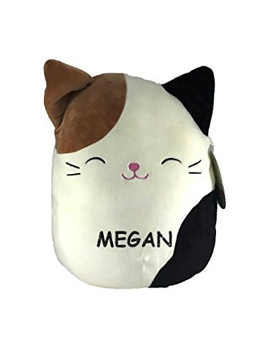 Customized Kellytoy Squishmallow Cam The Cat Super Soft Plush Toy Pillow Pet Animal Pillow (8 inches)