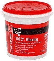 Cr Laurence Gray Dap® '1012'® Glazing Metal Sash Putty - ...